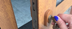 Silvertown locks change