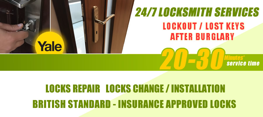 Royal Docks locksmith services